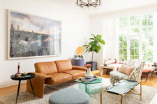 This Dreamy Los Angeles Rental Got A Modern Makeover