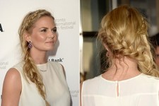 Hair How To: Jennifer Morrison's Braid