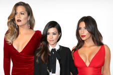 Stylish Siblings: Kim, Khloe and Kourtney Kardashian