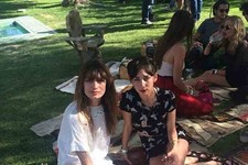 Caroline de Maigret Had a Very Coachella Weekend