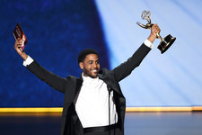 Jharrel Jerome Wins Emmy For Best Actor In A Limited Series For 'When They See Us'