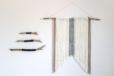 A Wall Hanging Inspired by Nature