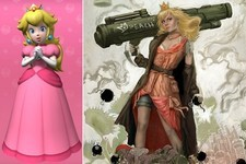 Female Artists Give New Life to Female Characters in Spectacular Redesigns