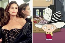 About That Time 'Family Guy' Alluded to Caitlyn Jenner Back in 2009