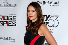 Look of the Day: Nina Dobrev's Sultry Glam