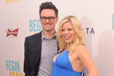 Megan Hilty is a Mom!