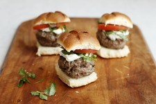 Lamb Sliders for Your Memorial Day Barbecue