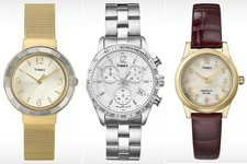 Daily Deal: 20 Percent Off Timex Watches for Mother's Day