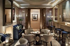 The Champagne Room at the Connaught Hotel Is a Triumph