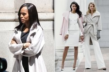 A Sneak Peek at the New 'Scandal' Collection, Lauren Conrad's Wedding Gown Inspiration and More