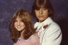 The Most Awkward Celebrity Prom Photos Ever