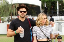 Joshua Jackson and Diane Kruger are Coachella's Hottest Couple Again