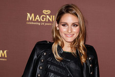 Olivia Palermo Loves Ice Cream