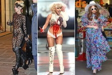 Halloween Inspiration: Lady Gaga's Theatrical Style