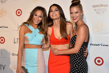 Chrissy Teigen's Celebrity Friends