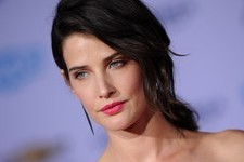 Cobie Smulders Gets Sultry at the 'Captain America' Premiere