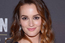 Leighton Meester Hits the Stage