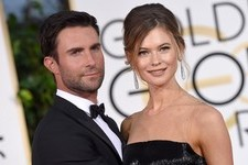 Adam Levine Announces Arrival of Newborn Daughter Dusty Rose With Sweet Father-Daughter Pic