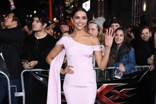 Look of the Day: Deepika Padukone's Custom Glam