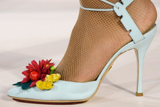 London's Fab Runway Footwear for Spring