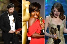 Oscars 2017: The Winners List