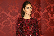 Weekend Style Inspiration from Model Hilary Rhoda
