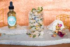 3 DIY Bath Recipes, Courtesy Of Earth Tu Face