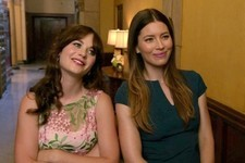 Move Over 'New Girl': Jessica Biel Takes On Jessica Day During the Season Premiere