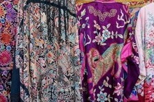 Embroidered Kimonos Are The Summer Trend You Didn't Know You Needed