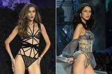 Gigi and Bella Hadid Rock the Runway Together at the 2016 Victoria's Secret Fashion Show
