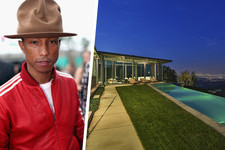 Pharrell Just Bought Ryan Gosling's House from Crazy, Stupid, Love