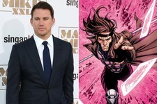 Channing Tatum Is Honing His Card-Throwing Skills for 'Gambit'