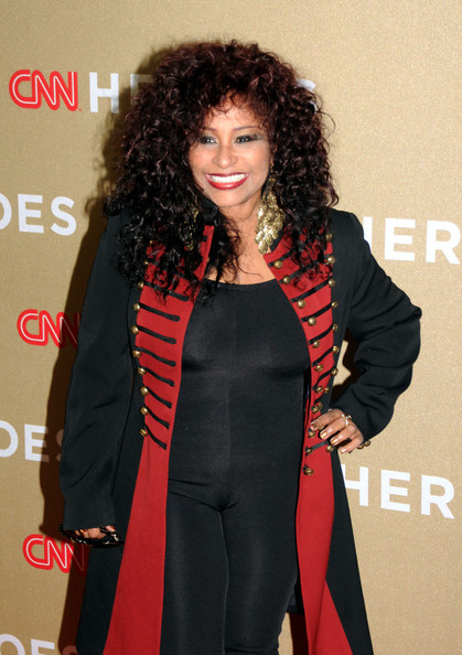 Chaka khan dating 50 cent
