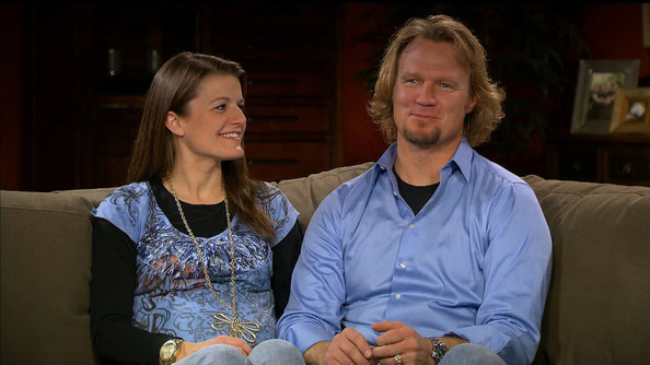 the reality show sister wives staring kody brown his four wives and