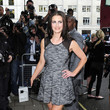 Kirsty Gallagher 2010 Glamour Awards held at Berkeley Square in London
