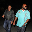Suge Knight and Keith Middlebrook Photos