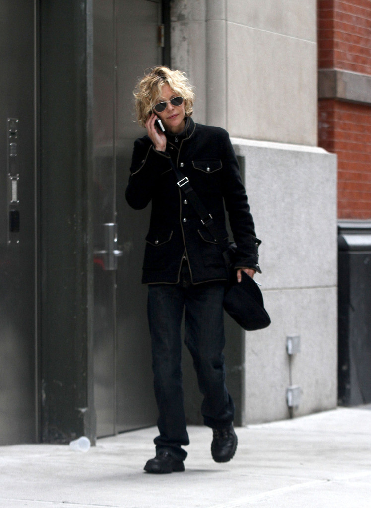 meg ryan photos photos meg ryan walks and talks in soho