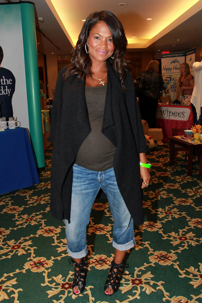 Nia Long Photos Photos Celebs At The Pre Emmy Parenting