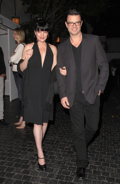 Pauley Perrette and Thomas Arklie Leave the Chateau ... Abbie Cornish Ryan Phillippe