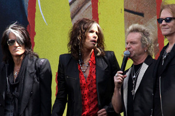 Aerosmith Aerosmith Announces Their New Tour