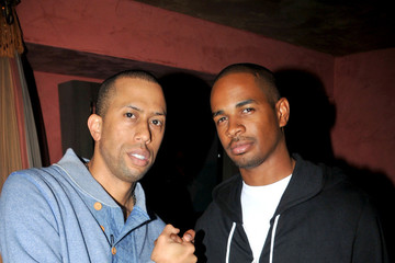 """Affion Crockett Damon Wayans Jr. Stars at the Debut of """"In the Flow"""" in Beverly Hills"""