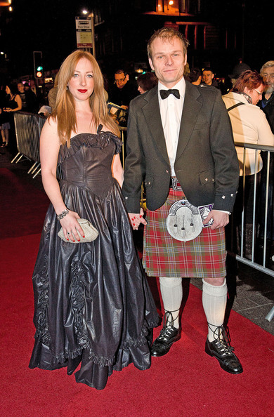 Alec Newman and heather stewart