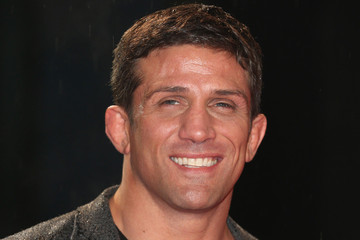 Alex Reid Celebs at the UK Premiere of 'A Good Day To Die Hard'