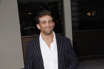 Alex Reid Alex Reid Leaves the Mayfair Hotel