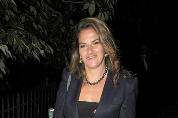 Tracey Emin Stars Arrive for the Serpentine Summer Party in London