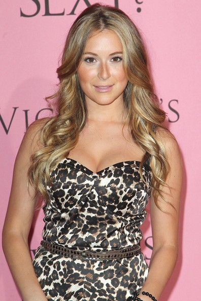 Alexa Vega - Stars at the Victoria's Secret