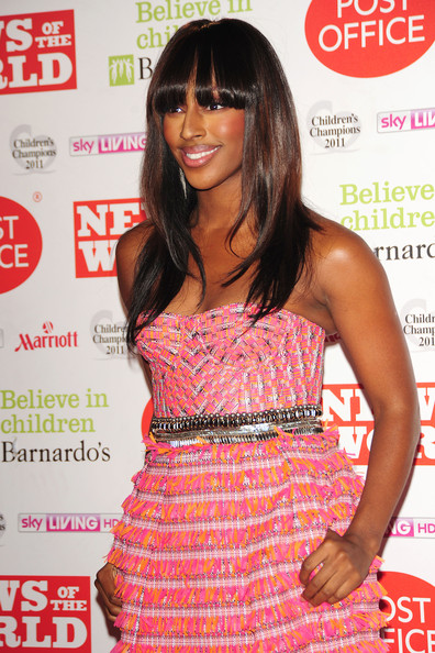 Alexandra Burke attends the News Of The World Children's Champions 2011