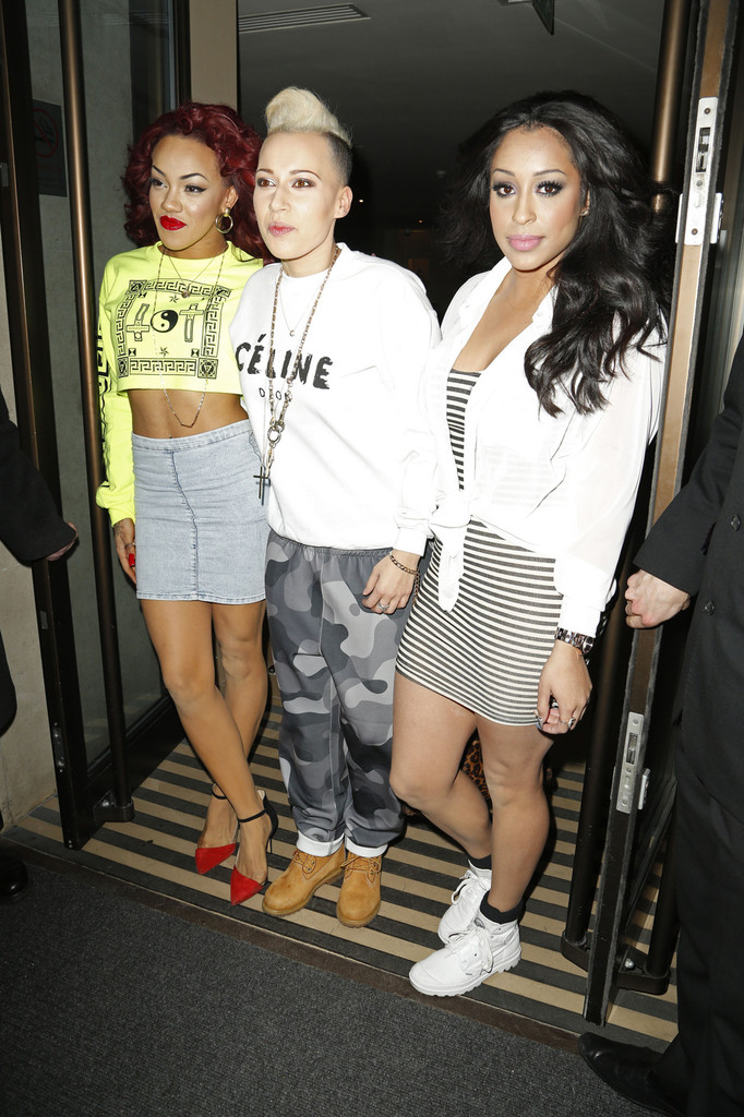 Alexandra Buggs Stooshe at the Angel Album Launch Party