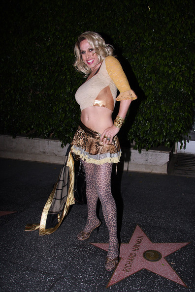 alexis arquette blended
