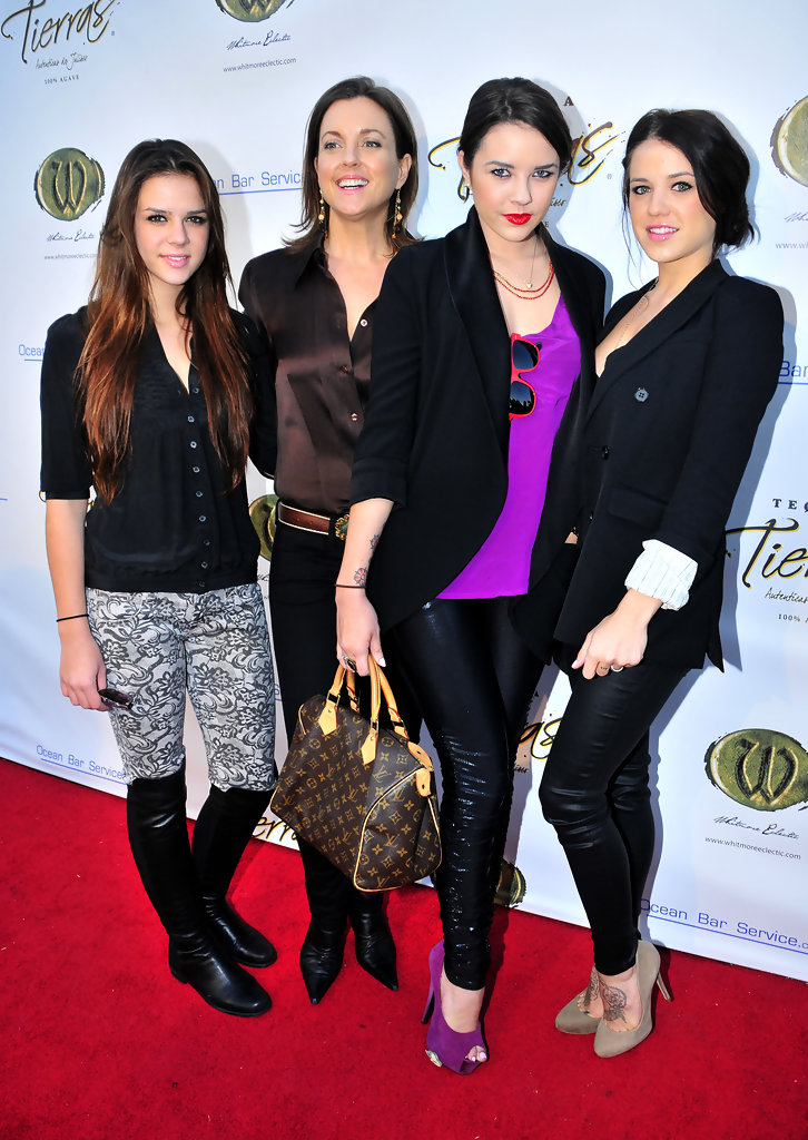 Tess Taylor Photos Photos - Alexis Neiers at the Lyric Theater in